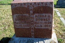Azora Ann <i>Bascom</i> Downey