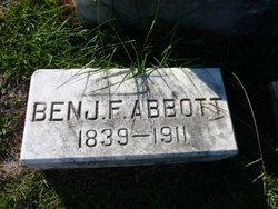 Benjamin Franklin Abbott