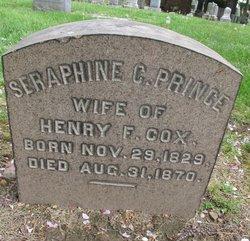 Seraphine C. <i>Prince</i> Cox