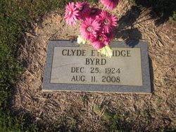 Clyde Ethridge Byrd