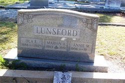 Ola Elizabeth <i>Atkinson</i> Lunsford