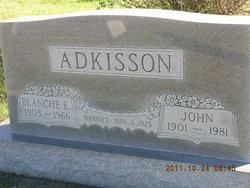 Blanche E Adkisson