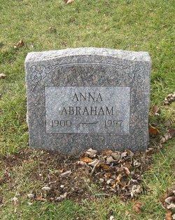 Anna <i>Janke</i> Adam