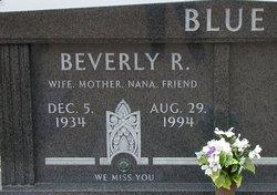Beverly Viola <i>Ross</i> Blue