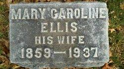 Mary Caroline <i>Ellis</i> Dearth