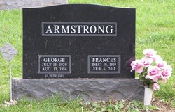 Frances Armstrong