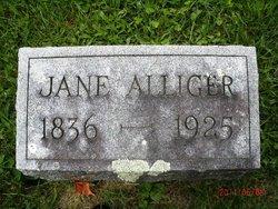 Jane Alliger