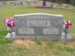 Rosie <i>Young</i> Butler