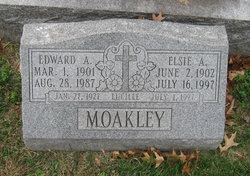 Elsie A. Moakley