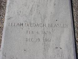 Lelah <i>DeLoach</i> Beasley