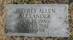Jeffrey Allen Alexander