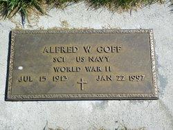 Alfred Westly Goff