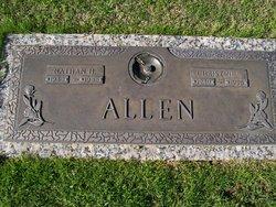 Christine E Allen