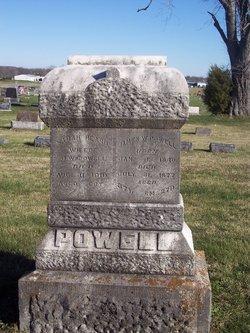 Corp James W. Powell