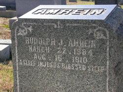 Rudolph Junius Adolphus Amrein