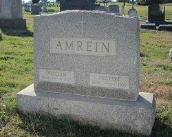 Justine <i>Wilhelm</i> Amrein