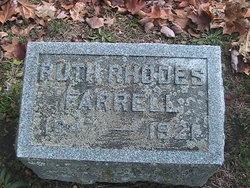 Ruth Alice Angel <i>Rhodes</i> Farrell