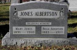 Bella <i>Jones</i> Albertson