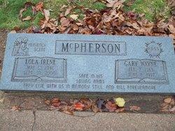 Gary Wayne McPherson