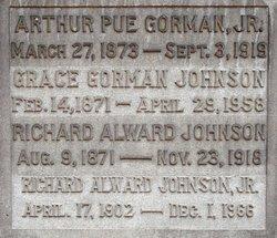 Arthur Pue Gorman, Jr