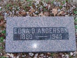 Edna D <i>Bell</i> Anderson