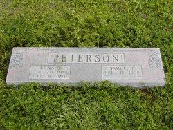 Lona <i>Dykes</i> Peterson
