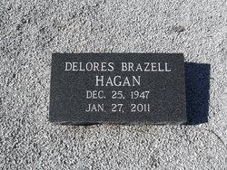 Delores <i>BRAZELL</i> Hagan