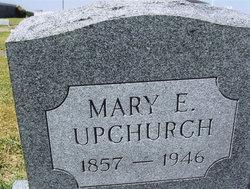 Mary Elizabeth <i>Hampton</i> Upchurch