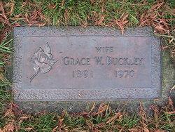Grace W. <i>Keeney</i> Buckley