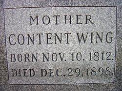 Content <i>Wing</i> Allen