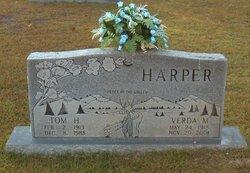 Verda M. <i>McDougal</i> Harper