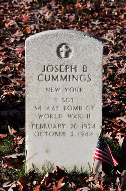 Joseph B Cummings