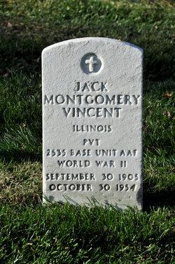 Jack Montgomery Vincent