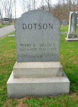 Helen E. <i>Ellifritt</i> Dotson
