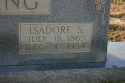 Isadore <i>Simmons</i> Browning
