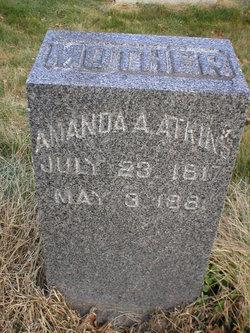 Amanda Anne <i>Hall</i> Atkins