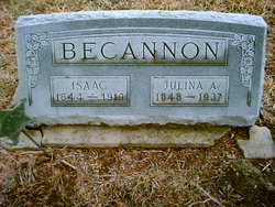 Gelina Julie Ann <i>Kimzey</i> Becannon