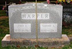 John Ernest Harper, Sr