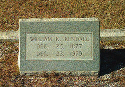 William K Kendall