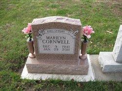 Marilyn <i>Knapp</i> Cornwell