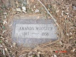 Amanda <i>Studer</i> Wooster