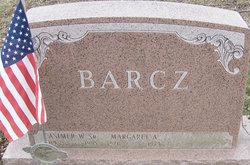 Margaret Agnes <i>Heft</i> Barcz