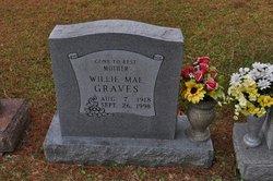 Willie Mae <i>Baker</i> Graves