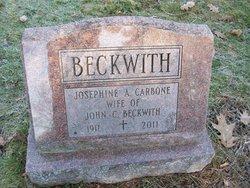 Josephine C <i>Carbone</i> Beckwith