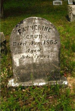 Catherine <i>Fox</i> Crum