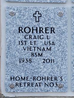 Craig L. Rohrer
