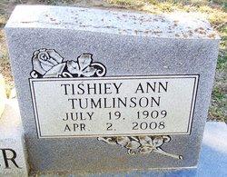 Patricia Ann Tishie <i>Tumlinson</i> Krauser