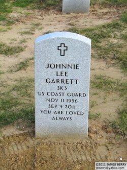 Johnnie Lee Garrett