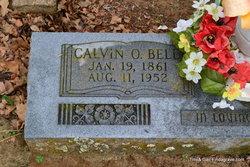 Calvin Oscar Bell