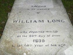 William Long, Jr